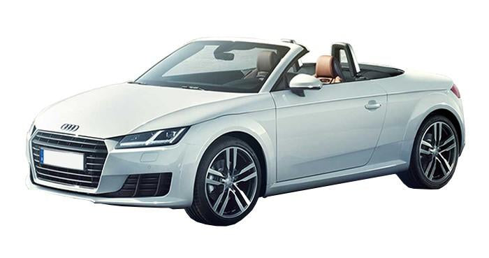 Audi TT Convertible 2014-Current