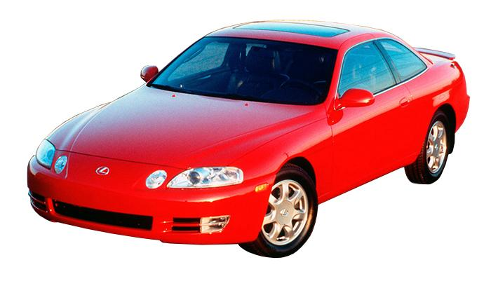 Lexus Soarer Coupe All Models