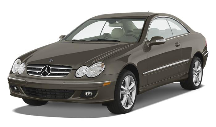 Mercedes CLK Coupe C209 (2003-2010)