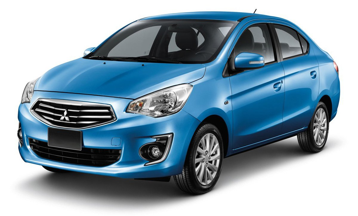 Mitsubishi Mirage Sedan 2012-Current