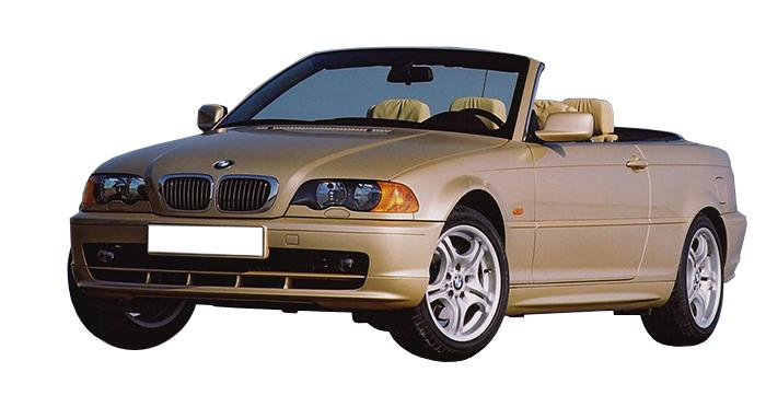 BMW 3 Series Convertible E46 (1998-2005)