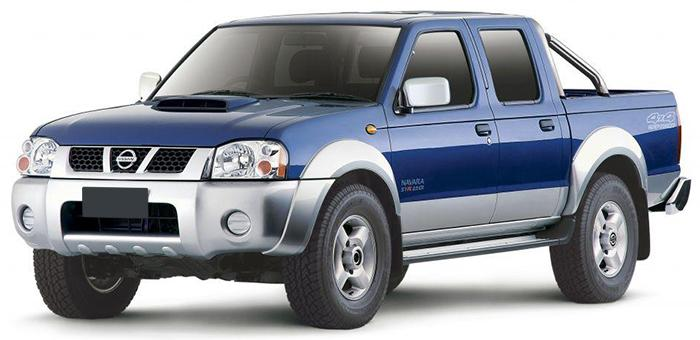 Nissan Navara Ute D22 (1997-Current)