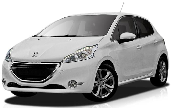 Peugeot 208 Hatch 2012-Current