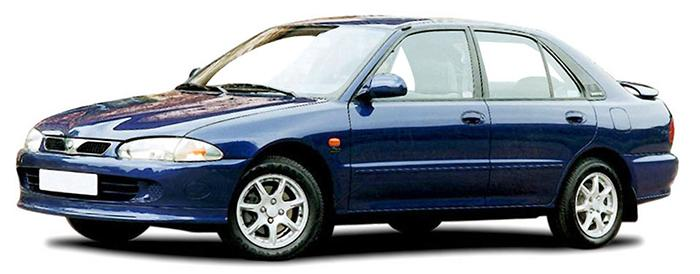 Proton Wiro All Models 1995-1996