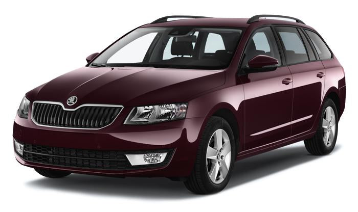 Skoda Octavia Wagon 2013-Current