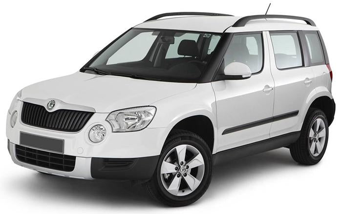 Skoda Yeti SUV 2009-Current