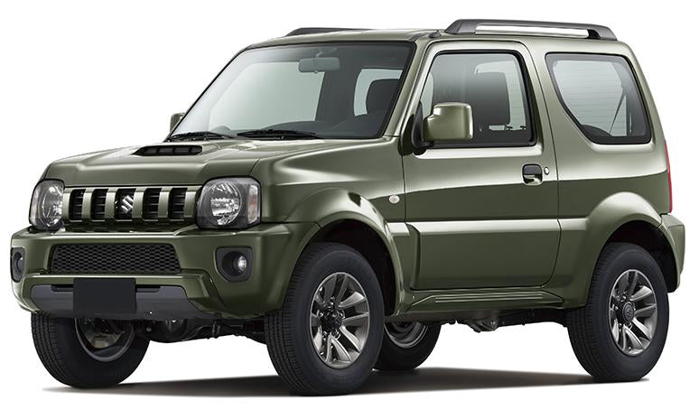 Suzuki Jimny SUV 1998-Current