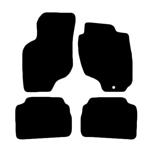 Car Mat Set suits Hyundai Coupe Coupe 1996-2002