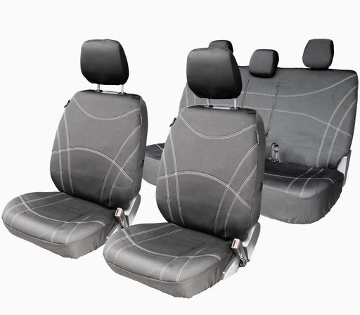 Seat Covers Neoprene Waterproof suits Hyundai Tucson SUV 2015-Current