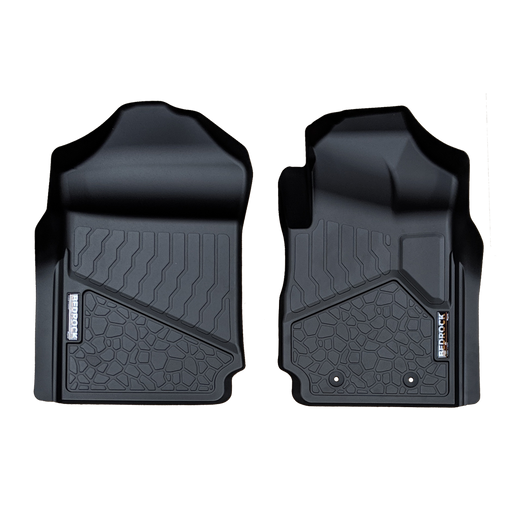 BedRock Floor Liners - Front Set to suit Ford Ranger Ute PX2 (2015-2018)