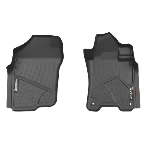 BedRock Floor Liners - Front Set to suit Nissan Navara Ute NP300 (2015-Current)