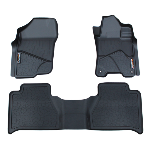 BedRock Floor Liners to suit Mitsubishi Triton Ute 2015-Current