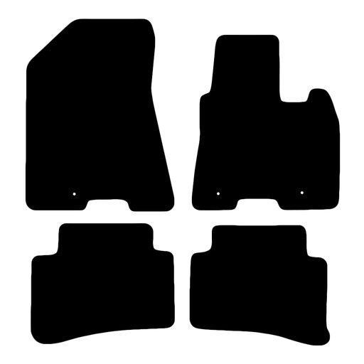 Car Mat Set suits Kia Sportage SUV 2015-Current