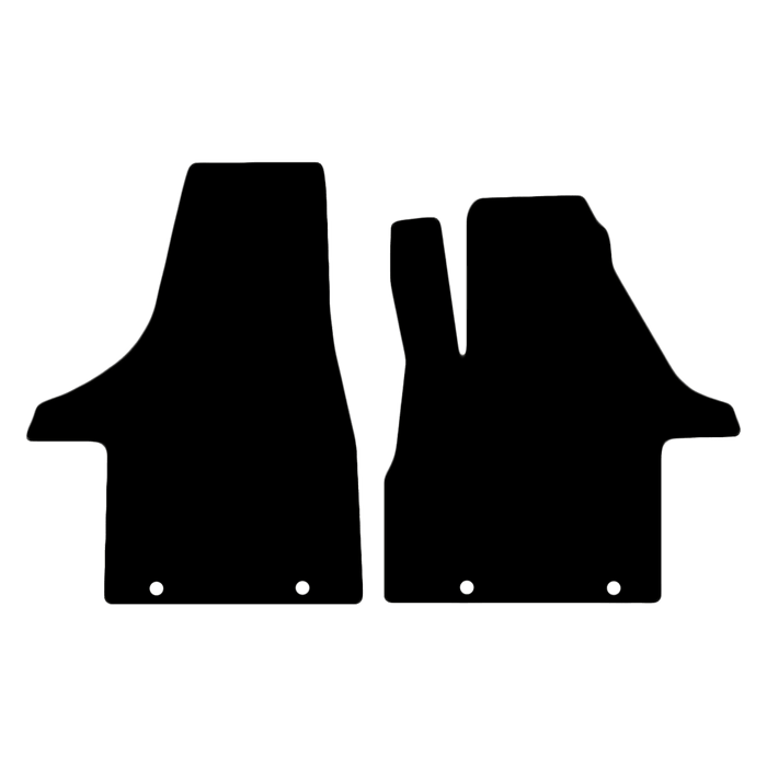 Car Mat Set suits Volkswagen VW Transporter Van T5 (2003-2016)