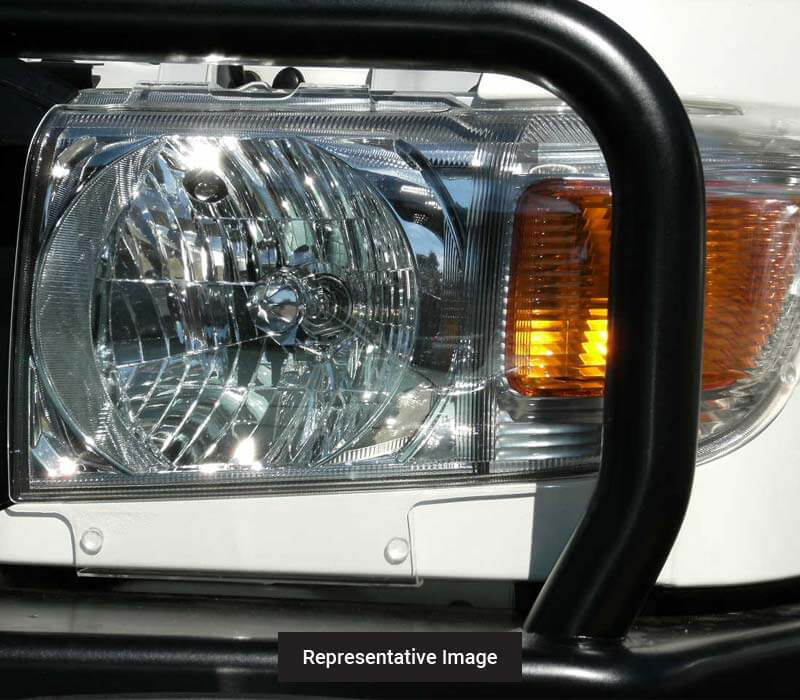 Headlight Protectors to suit Mitsubishi Pajero SUV NS-NX (2006-2015