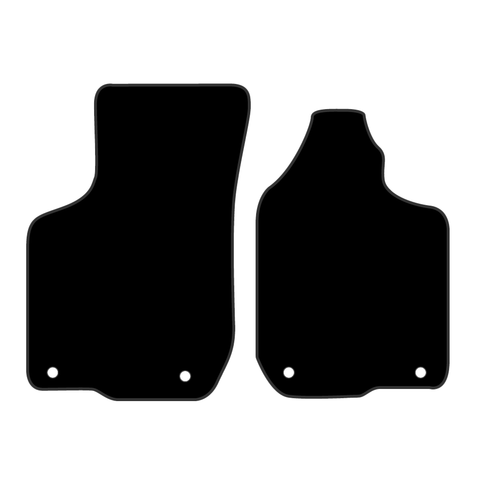 Car Mat Set suits Audi A3 Hatch 1995-2003