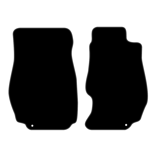 Car Mat Set suits Nissan 350Z Convertible 2002-2008