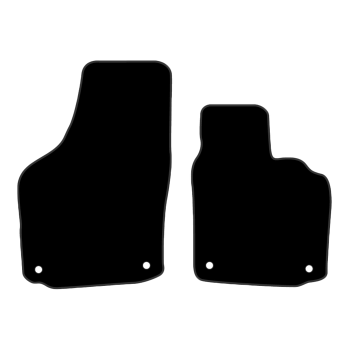 Car Mat Set suits Volkswagen VW Golf Hatch MK5 (2004-2009)