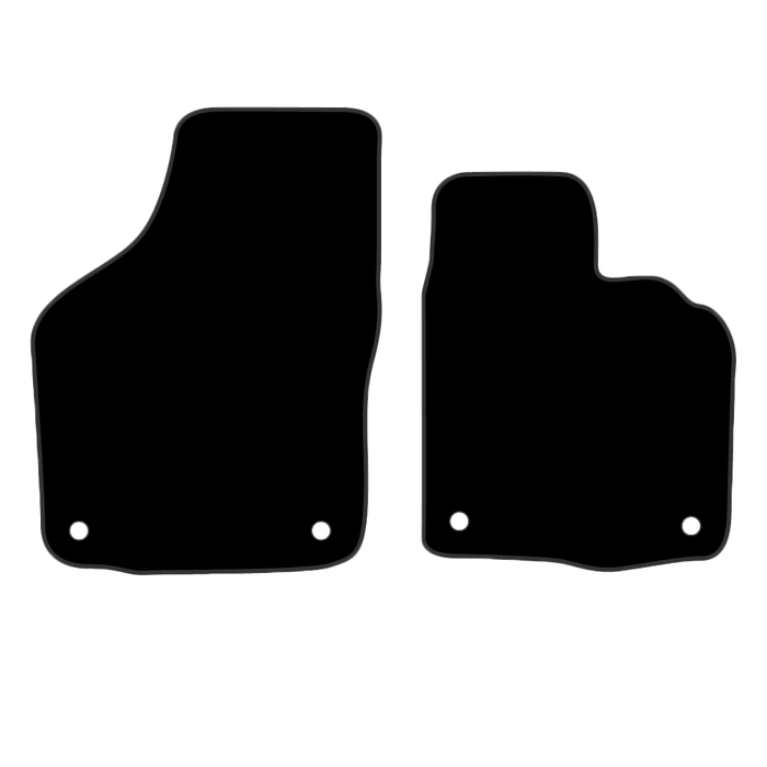 Car Mat Set suits Volkswagen VW Golf Convertible MK6 (2011-Current)