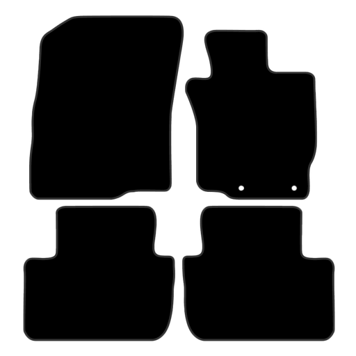 Car Mat Set suits Mitsubishi Outlander SUV 2012-Current