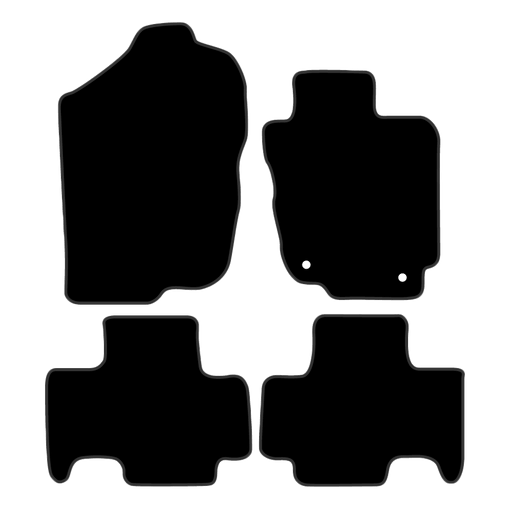 Car Mat Set suits Toyota RAV4 SUV 2013-Current