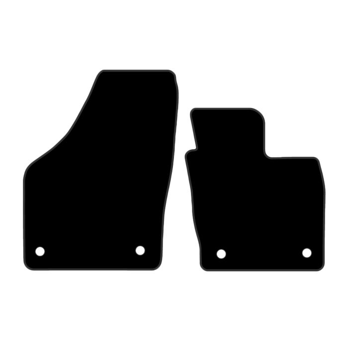 Car Mat Set suits Audi Q3 SUV 2011-Current
