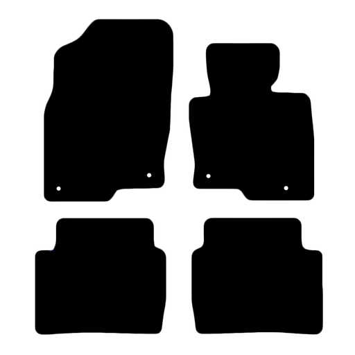 Car Mat Set suits Mazda CX5 SUV 2017-Current