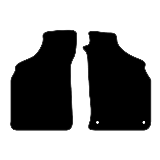 Car Mat Set suits Ford Courier Ute 1996-1999