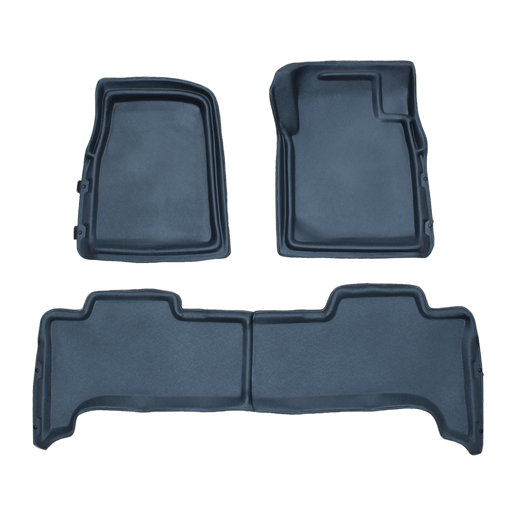 Sandgrabba 3d Car Mats to suit Toyota Landcruiser SUV 100 Series (1998-2007)