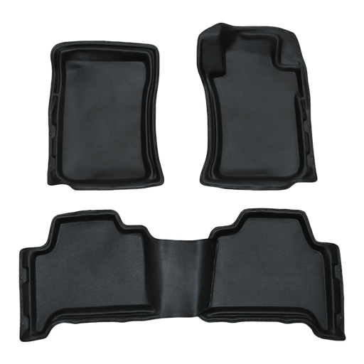 Sandgrabba 3d Car Mats to suit Toyota Prado SUV 120 Series (2003-2009)