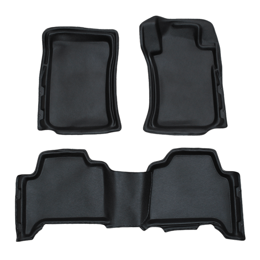 Sandgrabba 3d Car Mats to suit Toyota Prado SUV 150 Series (2013-Current)