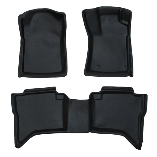 Sandgrabba 3d Car Mats to suit Toyota Hilux Ute 2016-Current