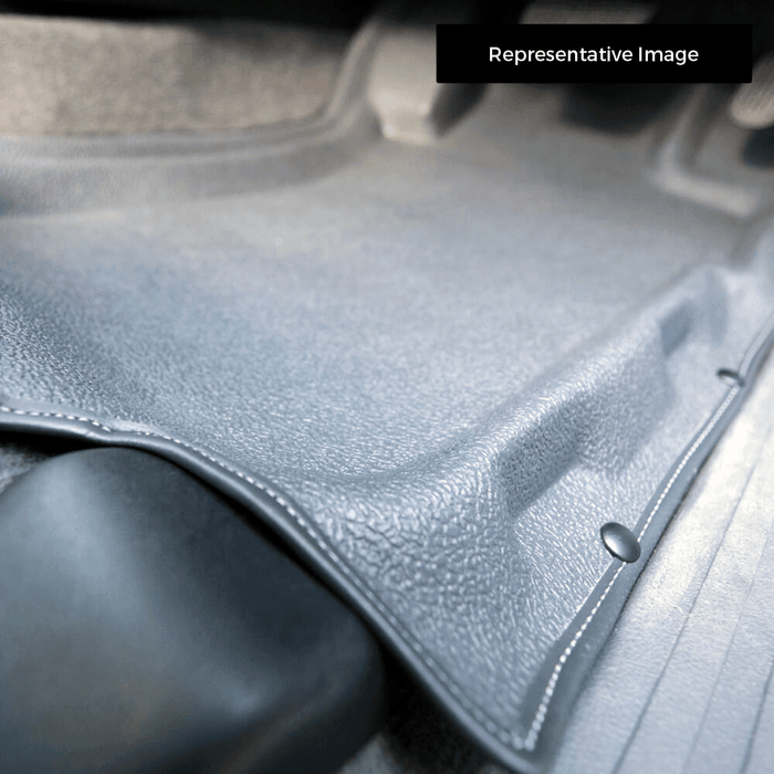 Sandgrabba 3d Car Mats to suit Ford Ranger Ute PX2 (2015-Current)