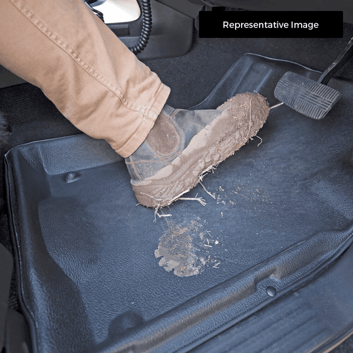 Sandgrabba 3d Car Mats to suit Toyota Prado SUV 90 Series (1996-2003)