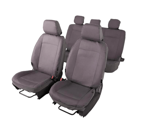 Seat Covers Canvas to suit Toyota Hilux Ute 2016-Current