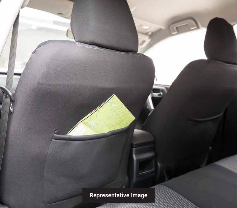 Seat Covers Fabric Series to suit Holden Barina Sedan Barina (2005-2011)