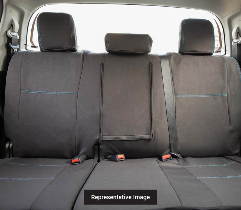 Seat Covers Neoprene to suit Nissan Navara Ute NP300 (2017-Current)