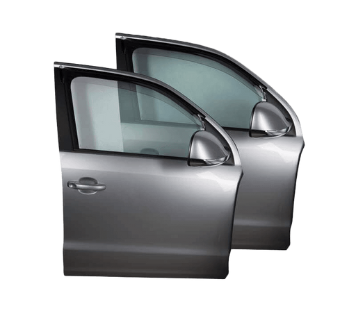 Weather Shields to suit Ford Fiesta Hatch 2008-2012