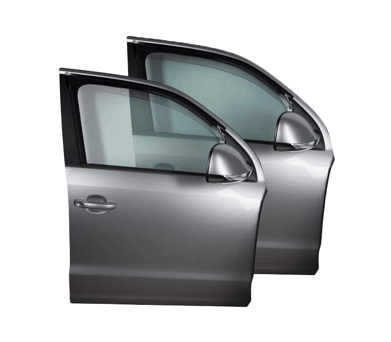 Weather Shields to suit Toyota Landcruiser SUV 78 Series (2000-2009)