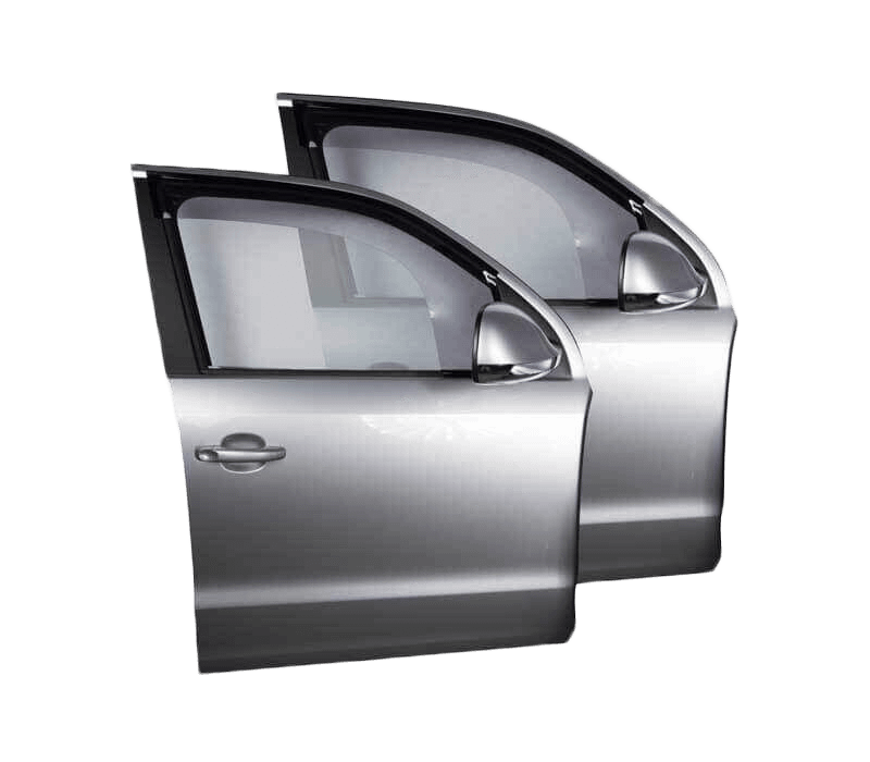 Weather Shields to suit Toyota Prado SUV 150 Series (2010-2013)