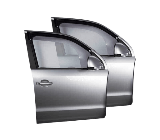 Weather Shields to suit Toyota Prado SUV 120 Series (2003-2009)