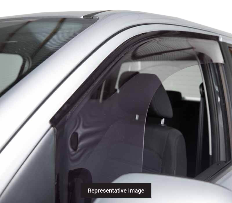 Weather Shields to suit Nissan Navara Ute D40 (2005-Current)