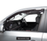 Weather Shields to suit Nissan Navara Ute NP300 (2015-Current)