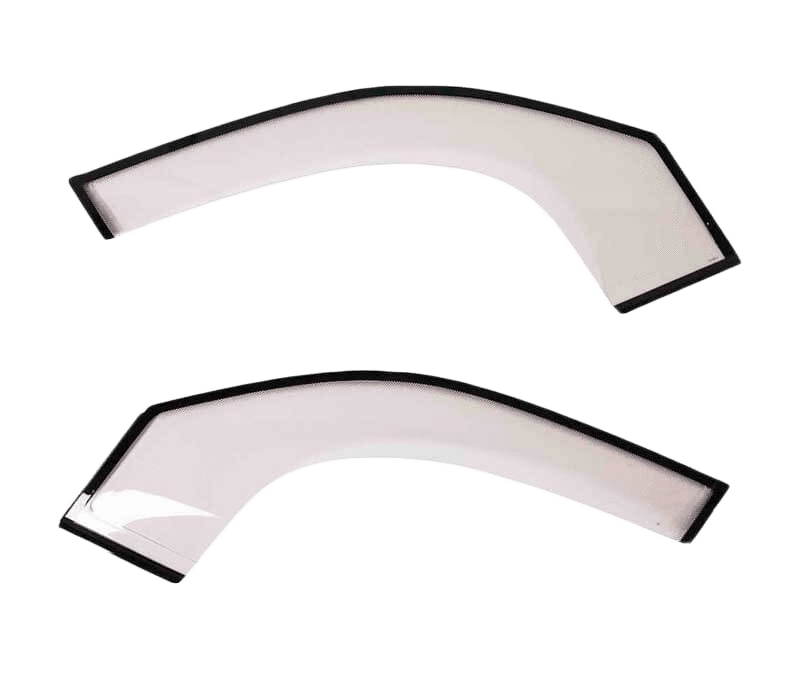 Weather Shields to suit Toyota Landcruiser SUV 75 Series (1990-1999)