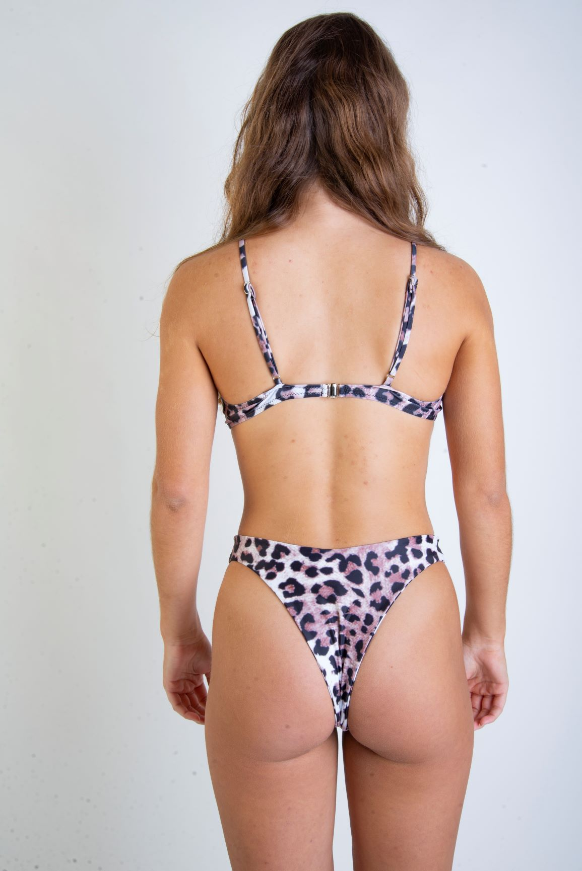 Aster Leopard Top