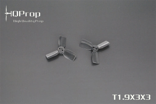 HQ Durable Prop T1.9X3X3 (2CW+2CCW)-Poly Carbonate