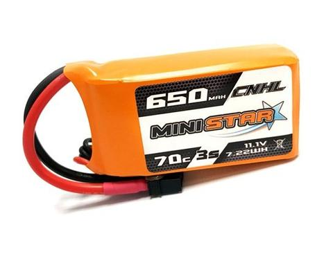 "CNHL 650MAH 3S 70C MINISTAR FPV BATTERY FOR 2"" AND 3"" QUADS - XT30"