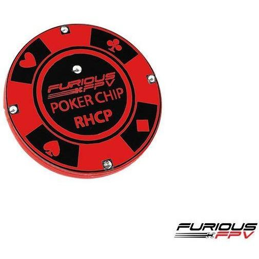 FURIOUSFPV POKER CHIP ANTENNA RHCP OR LHCP