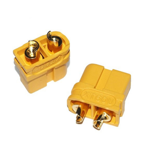 Amass XT60U Male Female Bullet Connectors Plugs