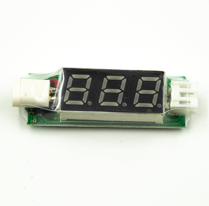 PH2.0/BT2.0 1S Battery Voltage Checker Tester